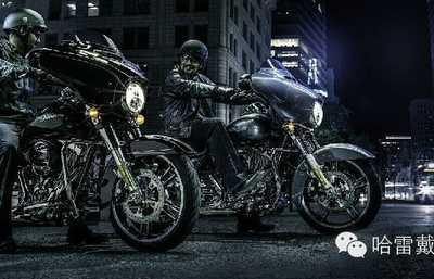 敢死队哈雷摩托 美式摩托代表哈雷