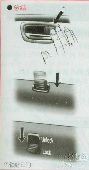 快速学习驾驶汽车具体操作步骤 小车开车步骤
