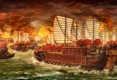 """给你还原历史上真实的""""赤壁之战"""" 赤壁之战的图片"""