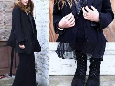 推荐几款胖女孩穿衣搭配图片冬如何搭配更显潮流 胖女孩秋天穿衣搭配