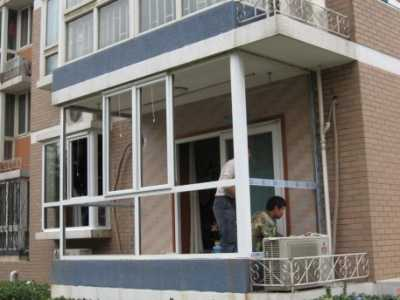 不同造型的断桥铝封阳台该如何计算呢 断桥铝窗
