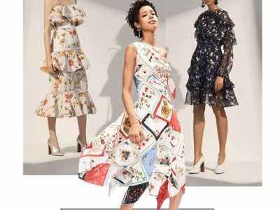 一起看看今年流行的邻家女孩时装周 今年流行时装