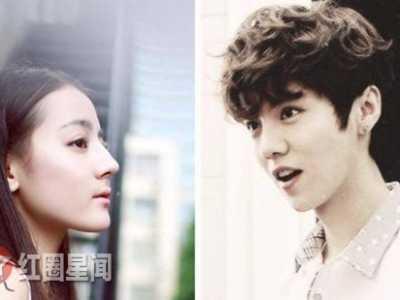 鹿晗的女朋友迪丽热巴到底是不是真的 鹿晗真的叫鹿晗吗