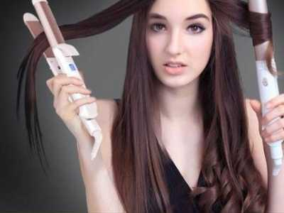 卷发棒对头发伤害大吗 不伤头发的卷发棒