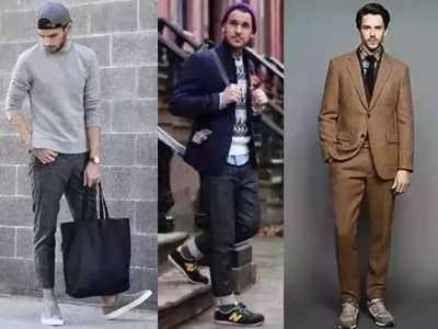 完爆时尚做最潮男人 时尚男士服装搭配