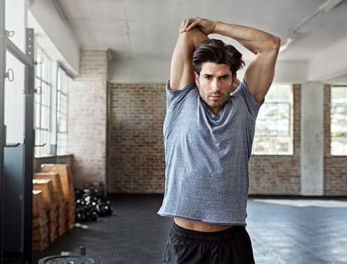增强体力 伸展运动