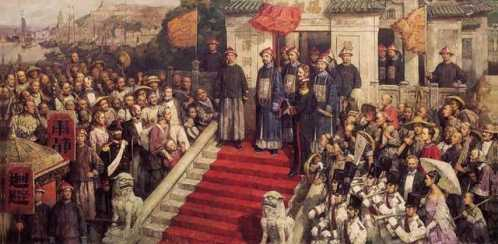 近代英国为什么给中国大量走私鸦片 英国为什么接近中国