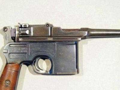 中国研制国产新型手枪 中国在研制的枪