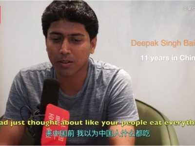 看看印度盆友对中国的误会有多深 中国有多少人会说英语