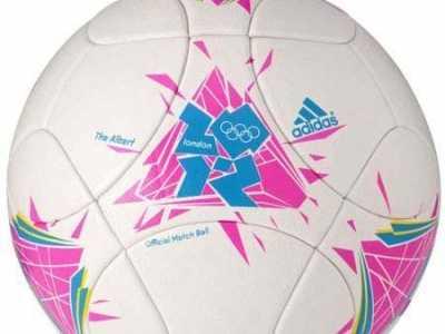 伦敦奥运会足球用球正式公布 2012奥运足球