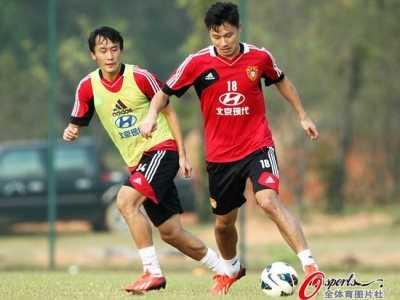 对抗赛主力阵容浮现 国足vs印尼