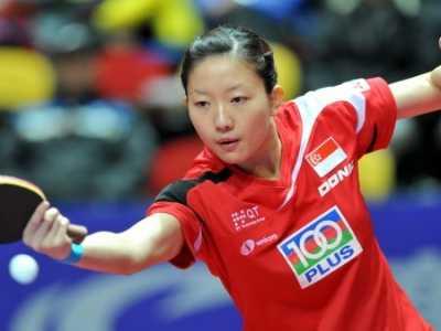 乒乓亚锦赛2月27日赛况 2012乒乓球亚锦赛