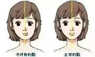 脸型变化是最大的 牙齿比较大