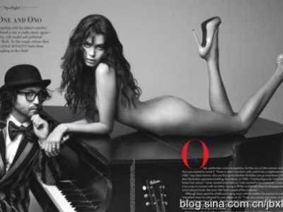 史上最经典的20张完美裸照 朱丽安摩尔结婚