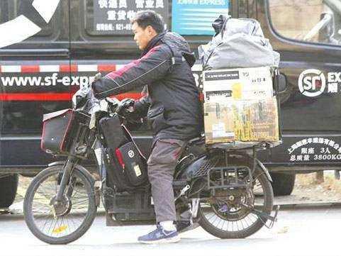 山东男子在顺丰干了3年快递员 顺丰快递员收入