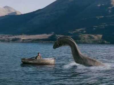 贝加尔湖的恐怖生物 水怪的传说