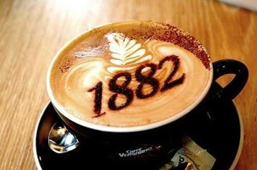遇见一杯咖啡 牛奶咖啡图片
