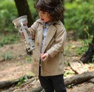 儿童秋装搭配技巧 儿童服装搭配