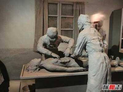 揭秘日本731部队母爱实验 731部队恐怖实验