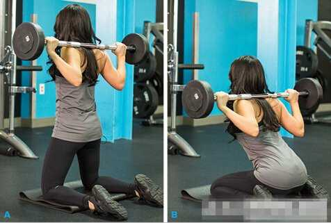不常见的臀部锻炼动作 不常见的运动