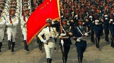 中国的武装力量由哪些部队组成 中国部队有哪些